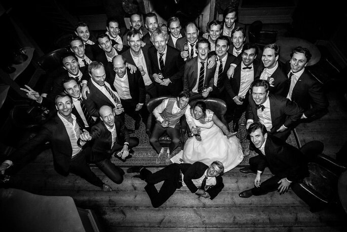 Peter van der Lingen fine art weddings | bruidsfotografie Kasteel Wijenburg-82