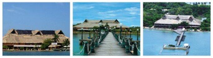 Muelle Isla Palma