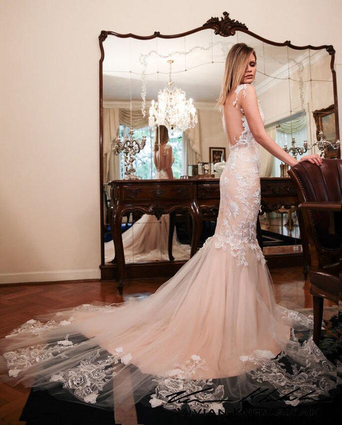 Vivian Kherlakian vestido noiva