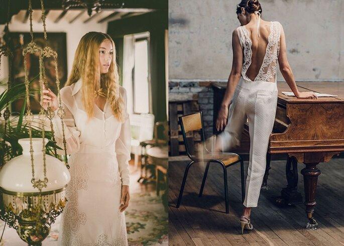 novias alternativas estilo moderno hipster