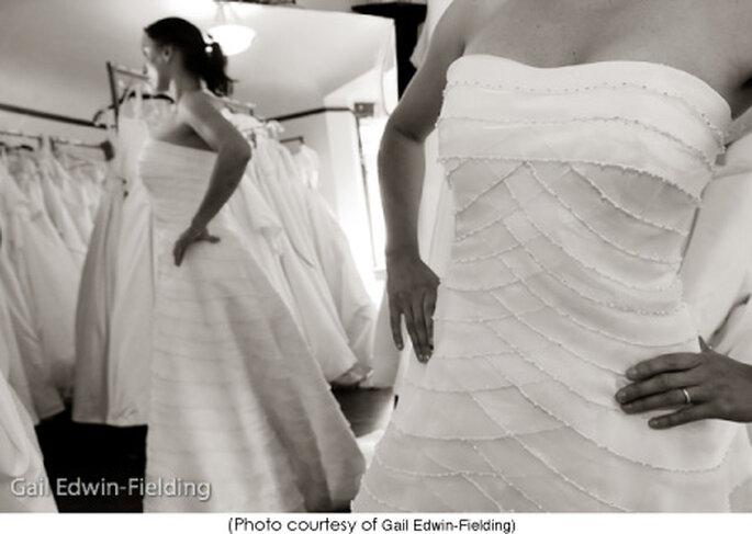 Escolher o vestido de noiva perfeito