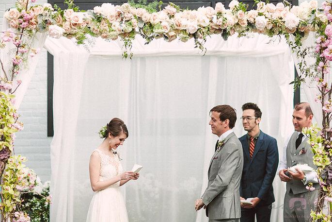 La boda más original en Nueva York - Aniela Fotografía