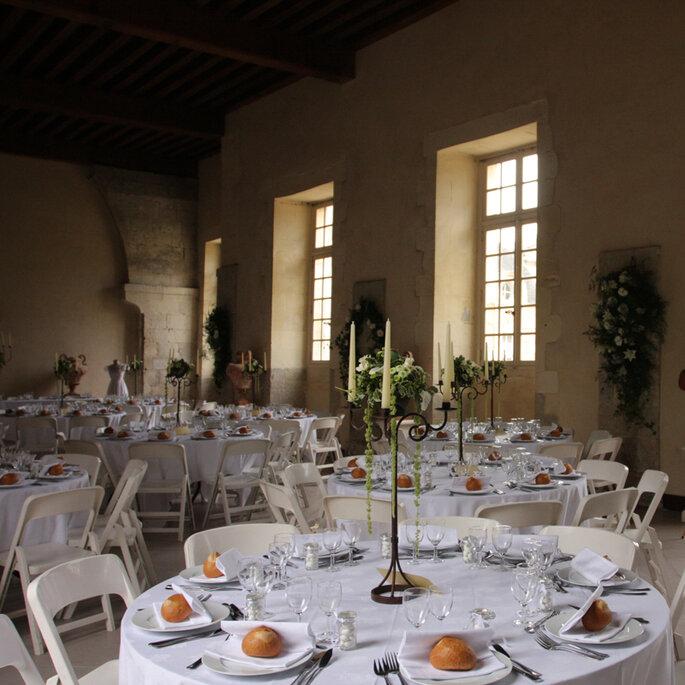 Mariage vert : une décoration naturelle et raffinée