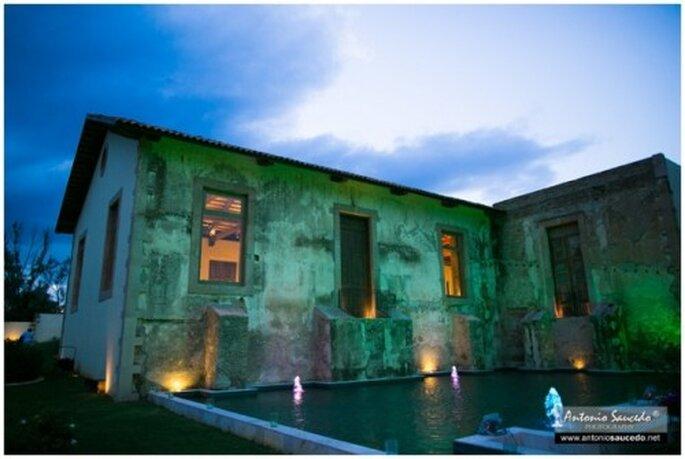 Ex Hacienda Ibarrilla
