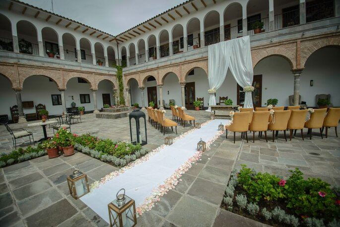 JW Marriott El Convento Hotel Cusco
