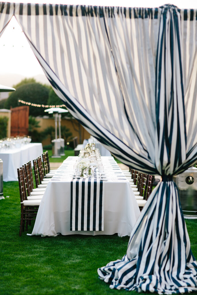 Una boda en la playa c mo incorporar el estilo n utico en - Detalles para una boda perfecta ...