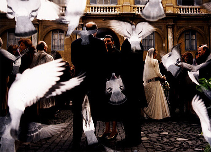 Se marier en Italie. Photo: Ale Zorcolo