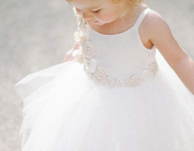 Kindermode voor je bruiloft in Zuid-Holland