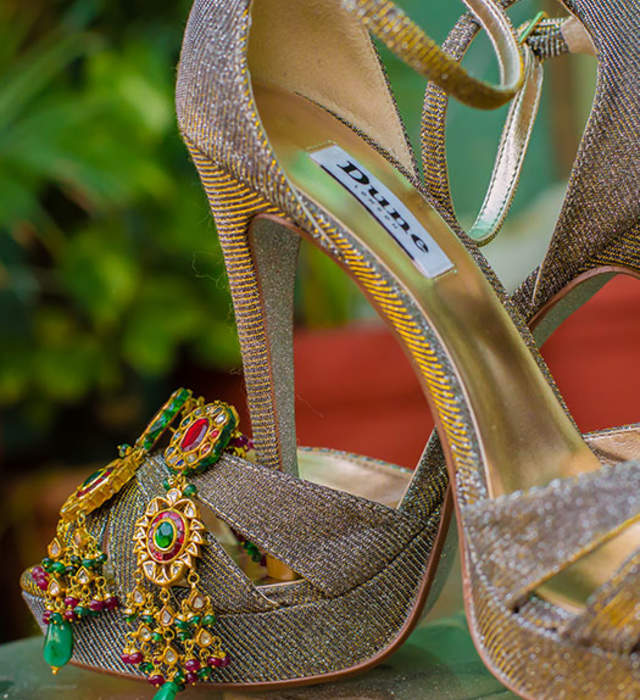 Bridal accesories & shoes in Mumbai