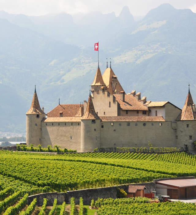 Burgen und Schlösser für die Hochzeitsfeier in St. Gallen