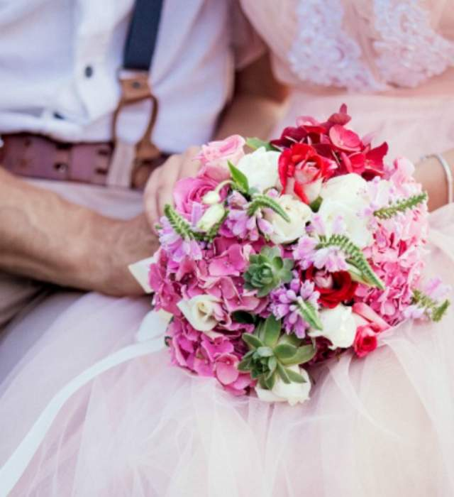 Addobbi floreali e bouquet da sposa Messina