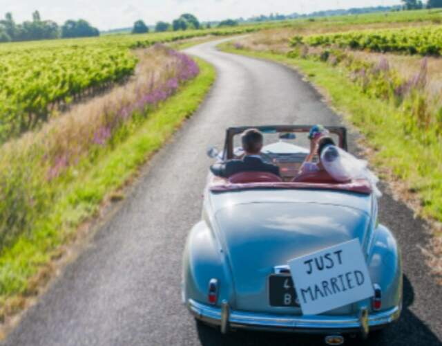 Wedding Transport in Buckinghamshire