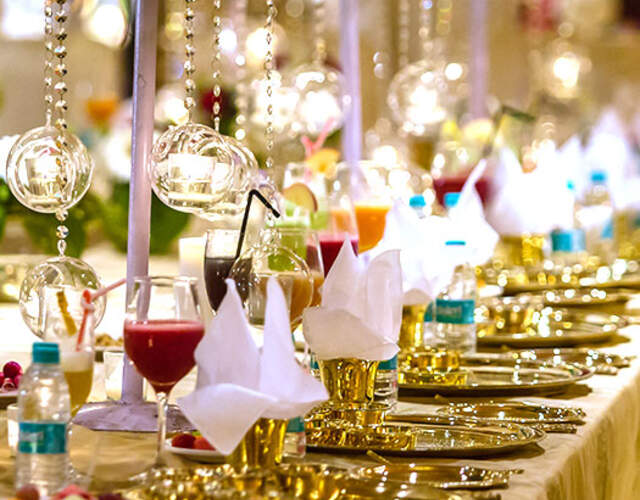 Wedding catering in Uttar Pradesh