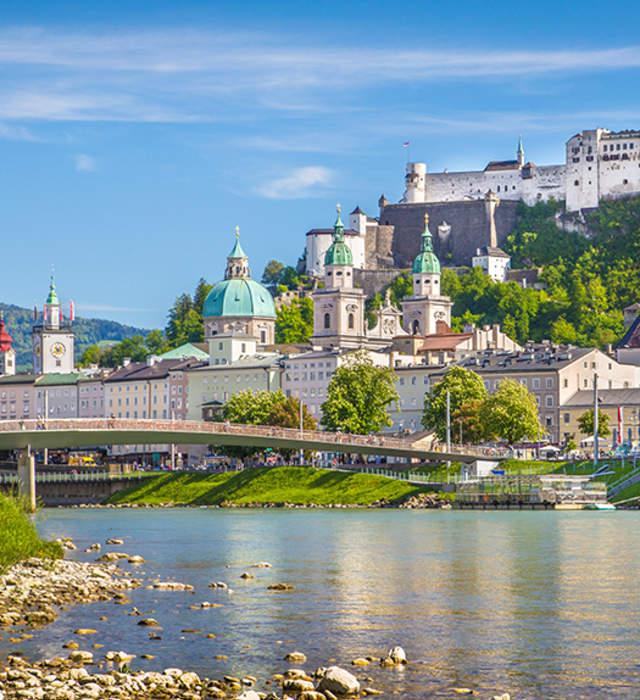 Das Beste für Ihre Hochzeit in Salzburg