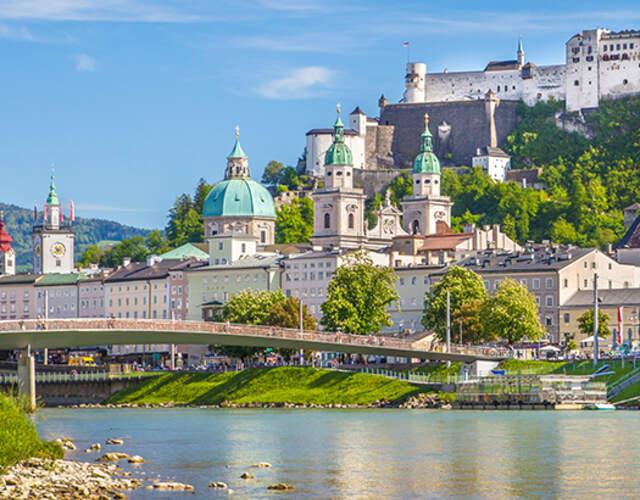 Providers in Salzburg
