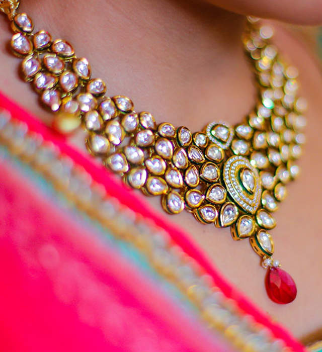 Wedding rings & jewellery in Jaipur