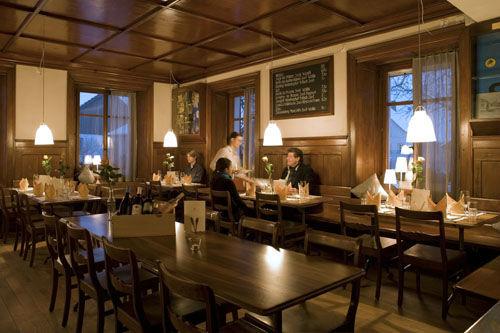 Beispiel: Eindruck vom Gasthof, Foto: Gasthof Sternen.