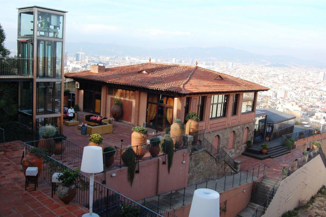 Xalet de Montjuïc