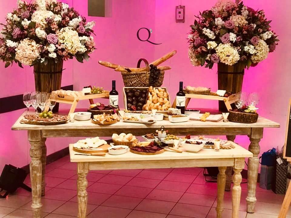 Qinsa Event Planner & Design