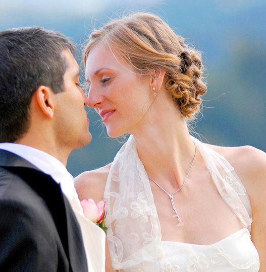 Beispiel: Romantische Portraitfotos, Foto: Christa Strobl Fotografie.