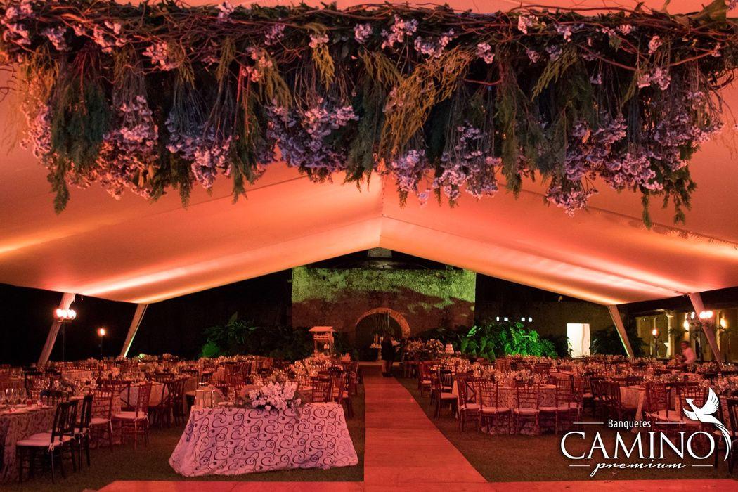 Banquetes Camino Premium