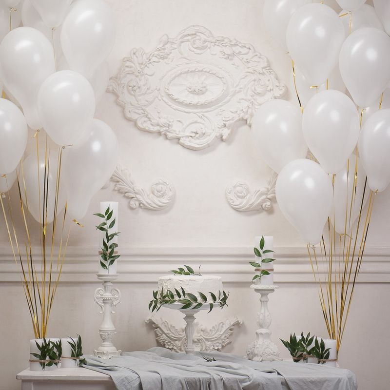 """Воздушные шары и декор """"Патиту"""""""