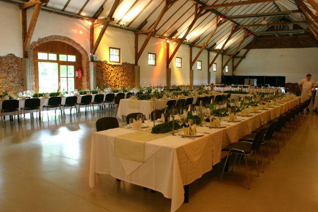 Beispiel: Fachwerkhalle, Foto: Seifenfabrik.