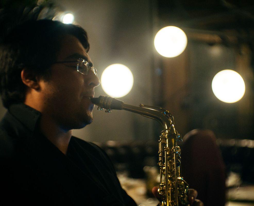 Saxofonista Nuno Cipriano