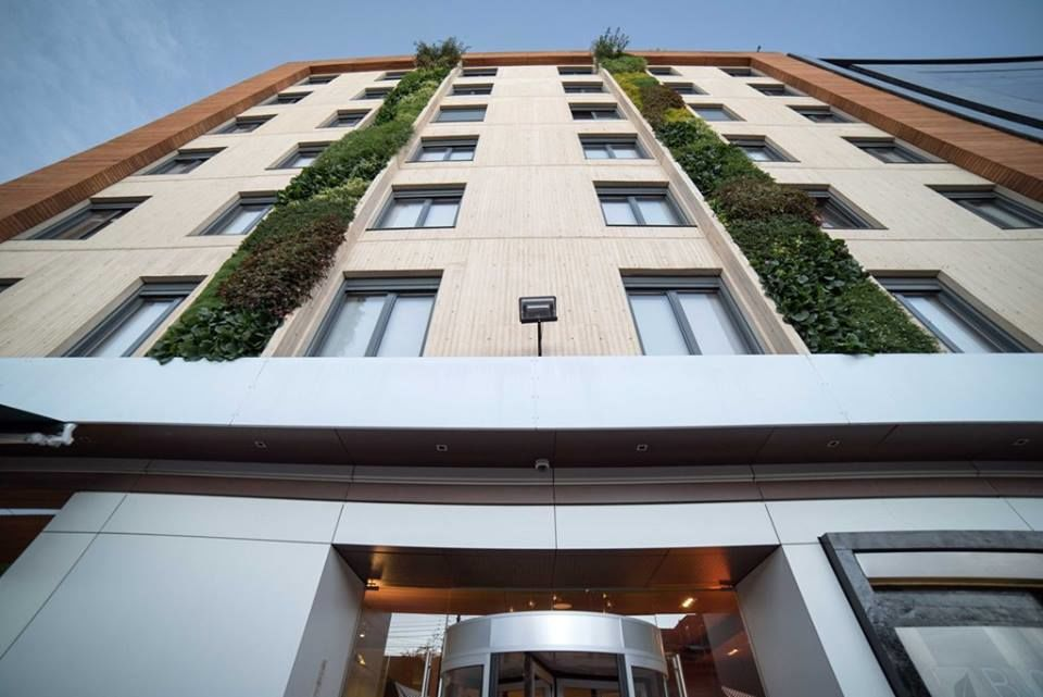 BioHotel Organic Suites Bogotá