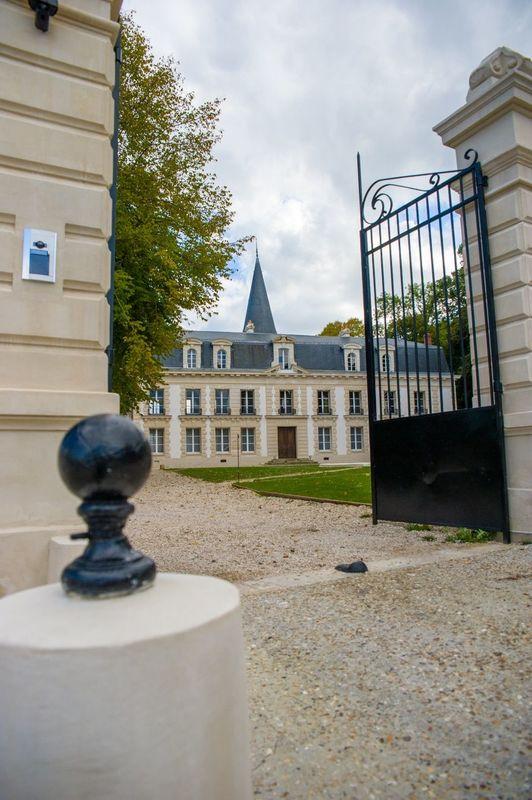 Le Château d'Hardricourt