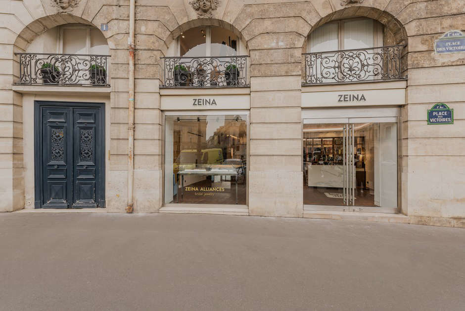 Zeina Alliances | Paris Place des Victoires