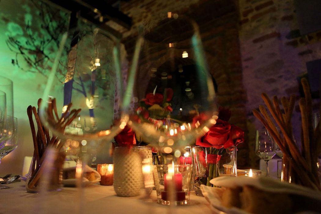 Serena Obert Weddings & Events | L'arte della mise en place ovvero della tavola imbandita