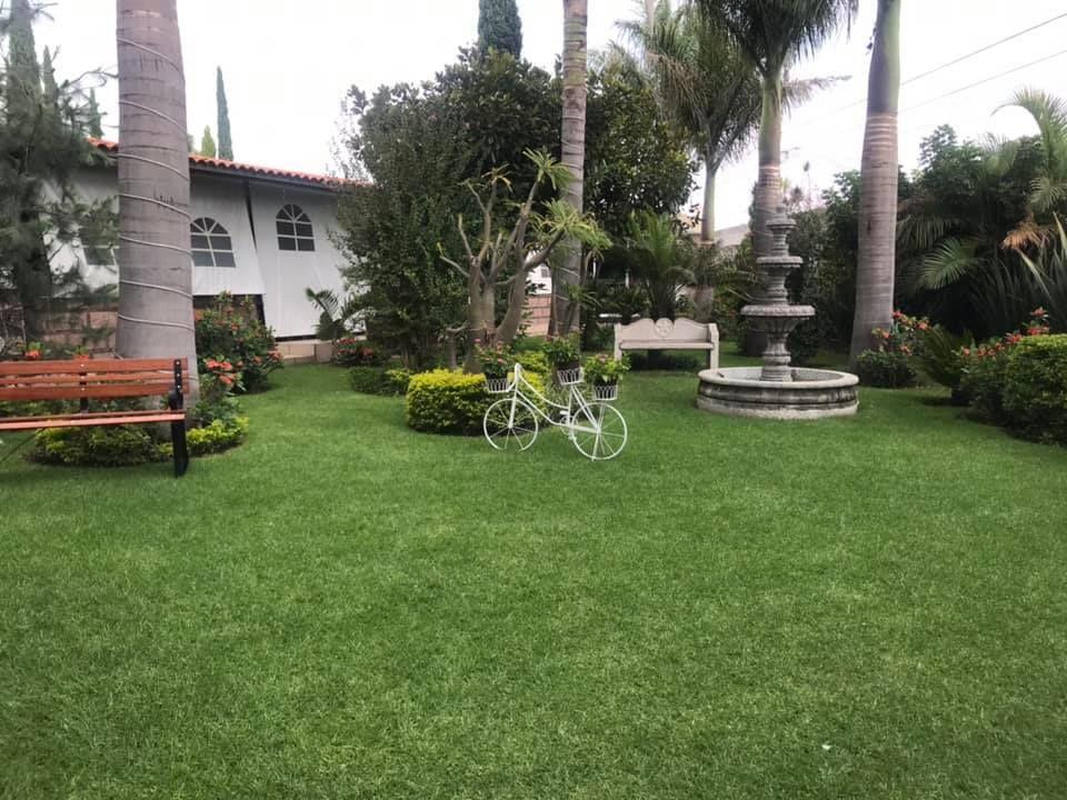 La Granja Terraza Jardín Eventos