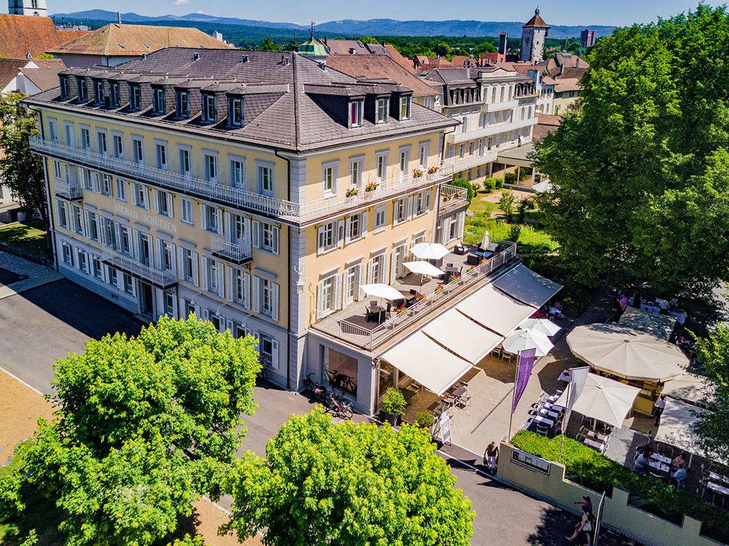 Hotel Schützen Rheinfelden