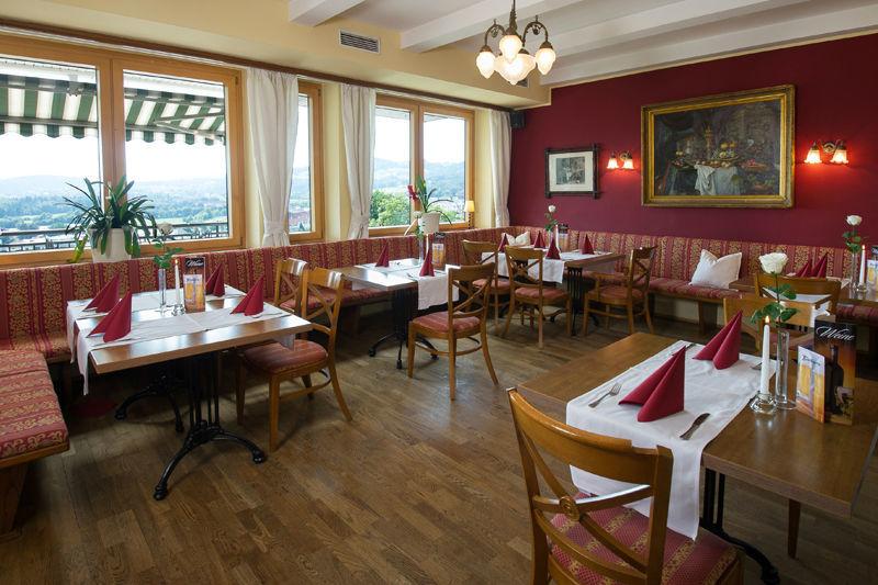 Beispiel: Eindruck von den Räumlichkeiten, Foto: Restaurant Oberwirt.