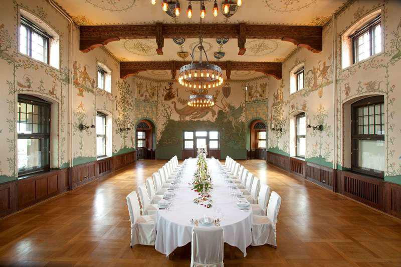 Hochzeit feiern auf der Wartburg, Foto: Hotel auf der Wartburg