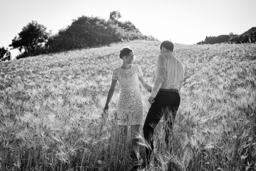 Wedding Volterra Countryside