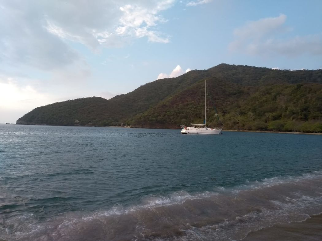 Velero Santa Marta
