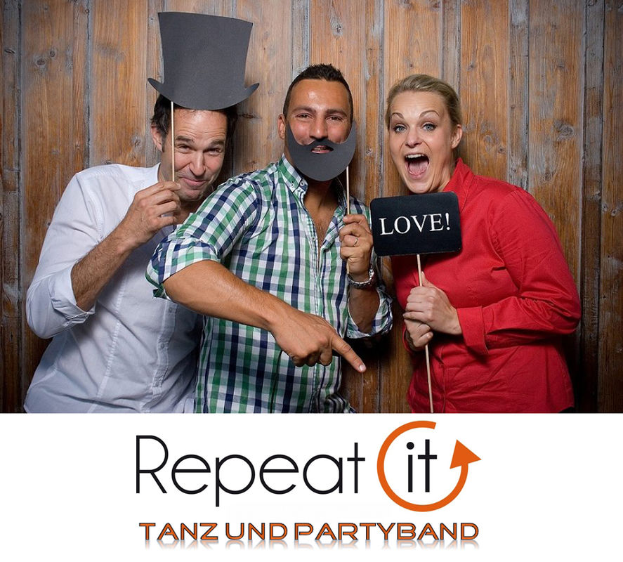 Repeat it - Tanz & Partyband