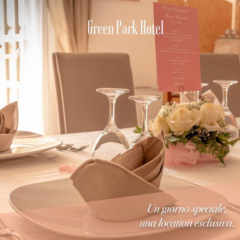 Green Park Hotel Titino