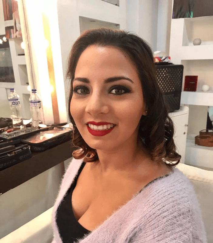Gena Vaccaro Make-Up Artist
