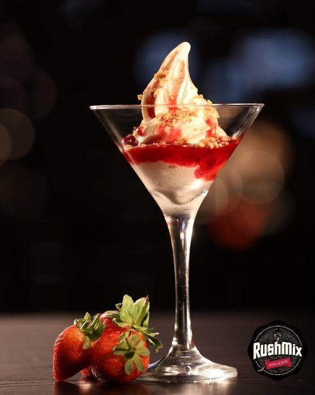 Rushmix Drinks & Foods