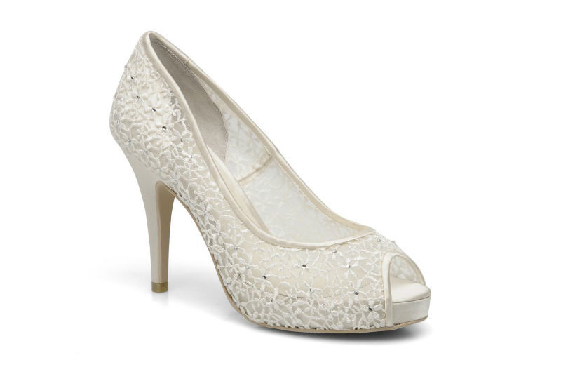 Buty ślubne dostępne w sklepie internetowym SARENZA