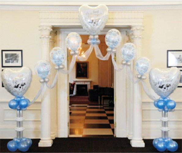 Beispiel: Einzigartige Ballonkreationen, Foto: Erlebnis Dekoration.