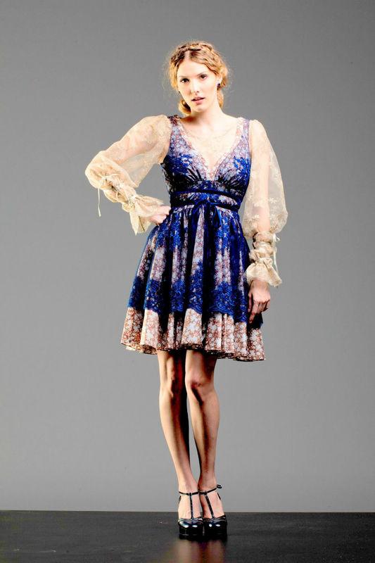 Vestido Soneto