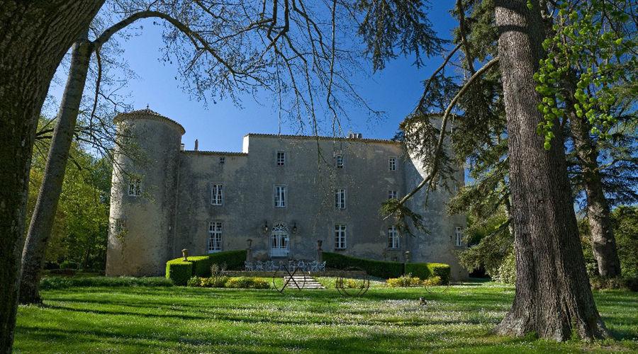 Château de la Commanderie Façade nord