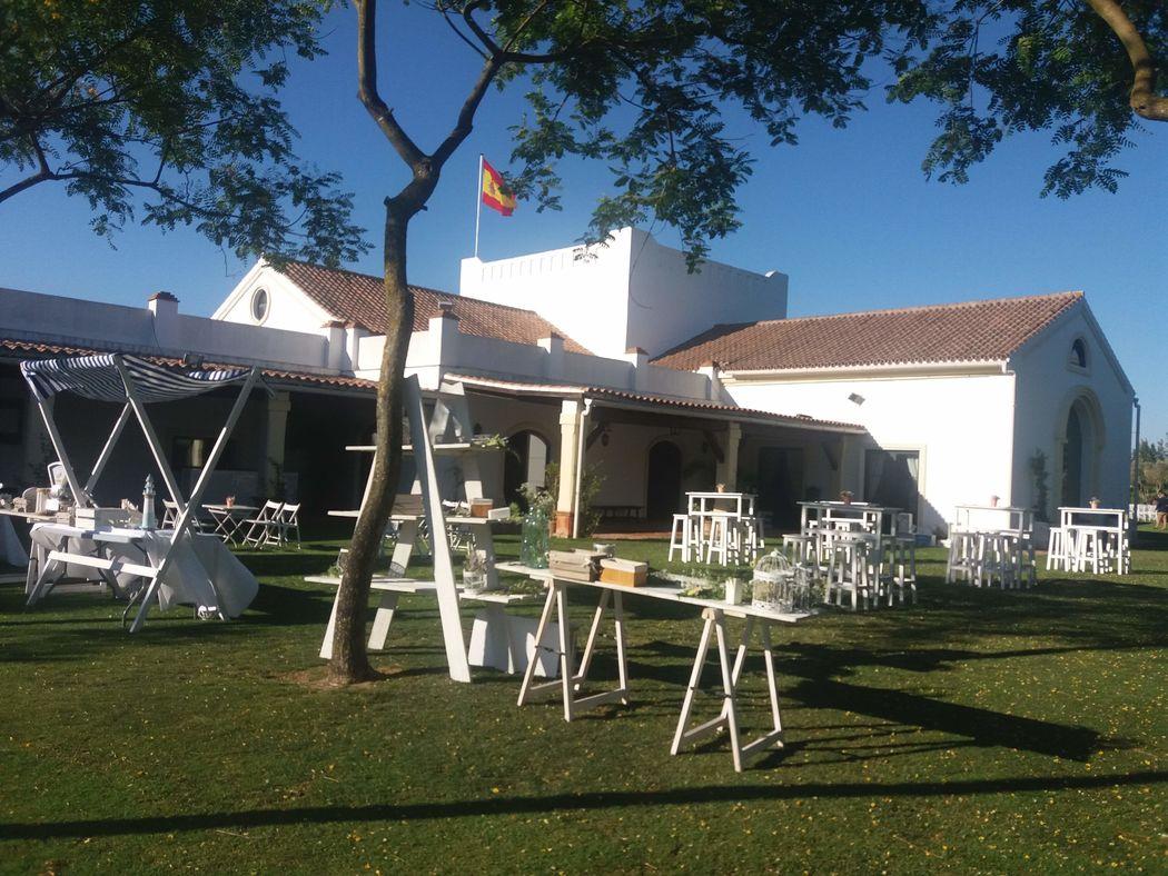 Sherry Golf Jerez - Torrelaguna -