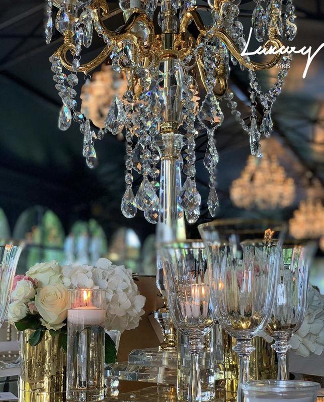 As luxury