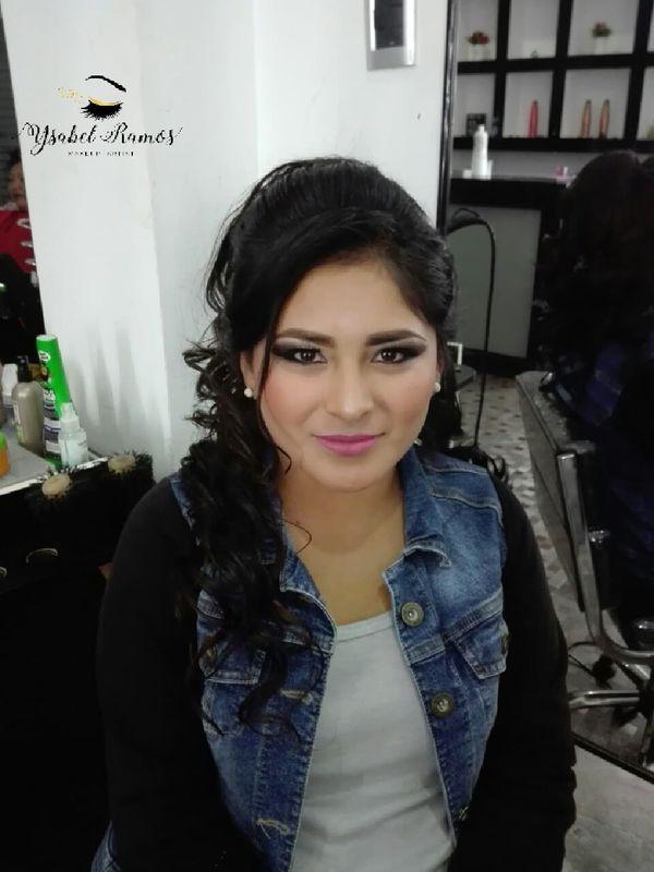Ysabel Ramos Make Up