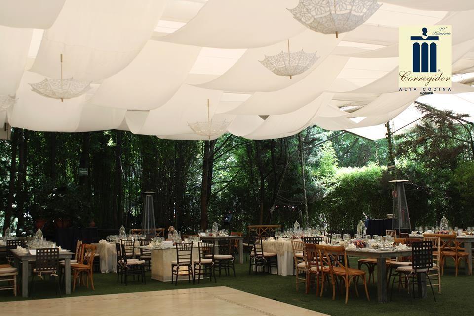 Quinta corregidor bodas for Jardin quinta corregidor